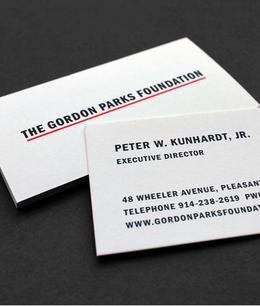 The Gordon Parks Foundation